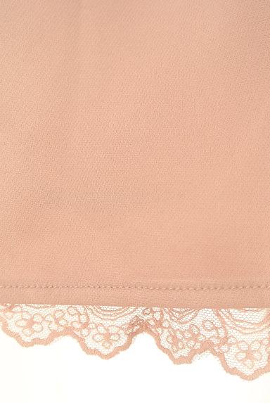 LODISPOTTO(ロディスポット)の古着「パール付きウエストリボン膝丈スカート(スカート)」大画像5へ