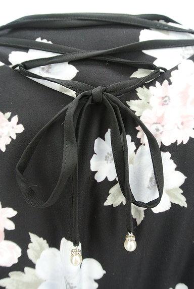 LODISPOTTO(ロディスポット)の古着「花柄膝丈フレアワンピース(ワンピース・チュニック)」大画像5へ