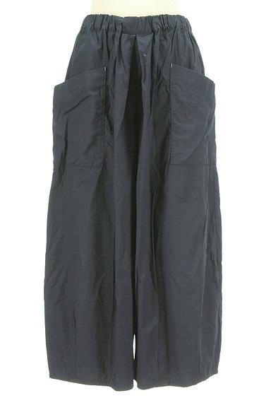POU DOU DOU(プードゥドゥ)の古着「立体ポケットワイドパンツ(パンツ)」大画像1へ