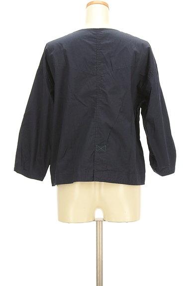 POU DOU DOU(プードゥドゥ)の古着「ステッチコットンブルゾン(ブルゾン・スタジャン)」大画像2へ