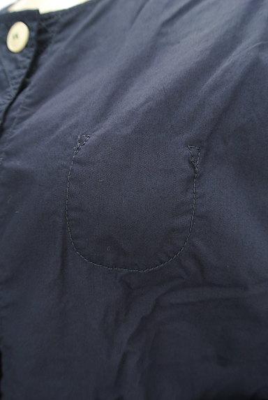 POU DOU DOU(プードゥドゥ)の古着「ステッチコットンブルゾン(ブルゾン・スタジャン)」大画像4へ