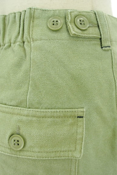 POU DOU DOU(プードゥドゥ)の古着「ベイカーパンツ(デニムパンツ)」大画像4へ