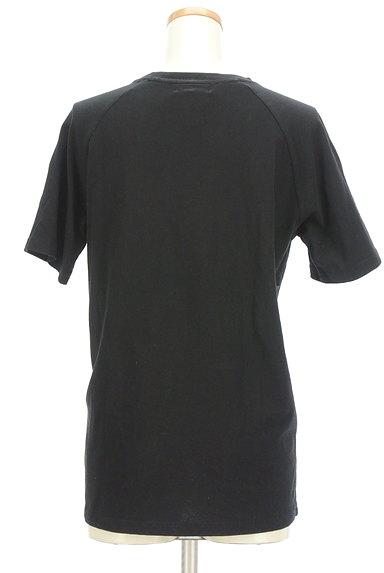 drug store's(ドラッグストアーズ)の古着「スケボー×ブタプリントラグランTシャツ(Tシャツ)」大画像2へ