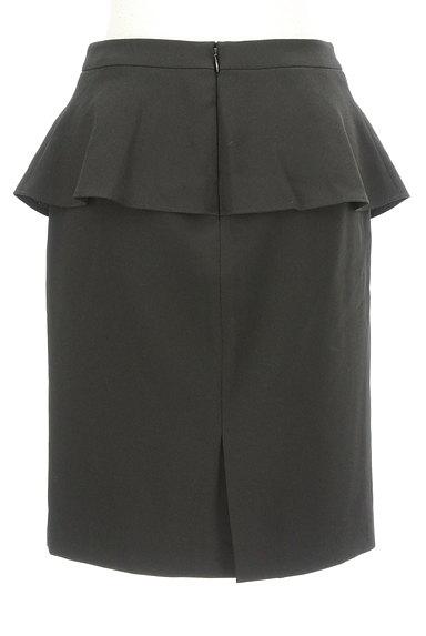 Pinky&Dianne(ピンキー&ダイアン)の古着「ペプラム膝丈タイトスカート(スカート)」大画像2へ