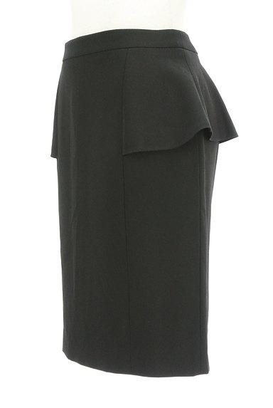 Pinky&Dianne(ピンキー&ダイアン)の古着「ペプラム膝丈タイトスカート(スカート)」大画像3へ
