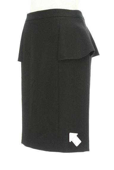 Pinky&Dianne(ピンキー&ダイアン)の古着「ペプラム膝丈タイトスカート(スカート)」大画像4へ