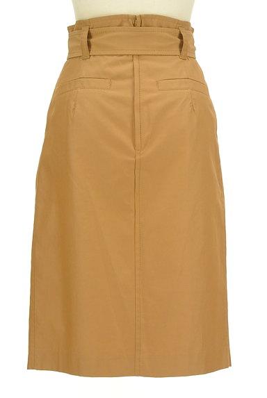 Pinky&Dianne(ピンキー&ダイアン)の古着「フロントラップタイトスカート(スカート)」大画像2へ