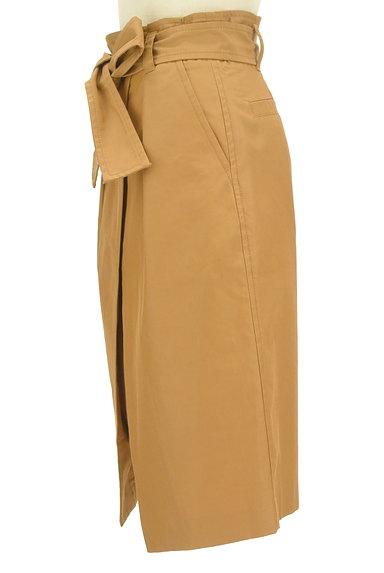 Pinky&Dianne(ピンキー&ダイアン)の古着「フロントラップタイトスカート(スカート)」大画像3へ