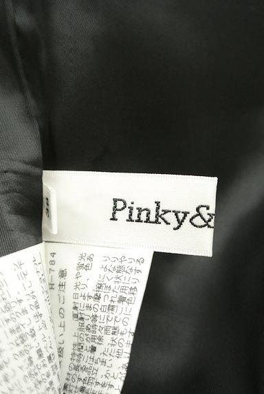 Pinky&Dianne(ピンキー&ダイアン)の古着「ベルト付きペプラム膝丈タイトワンピ(ワンピース・チュニック)」大画像6へ