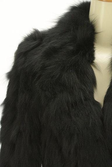 Pinky&Dianne(ピンキー&ダイアン)の古着「ショートファーコート(コート)」大画像4へ