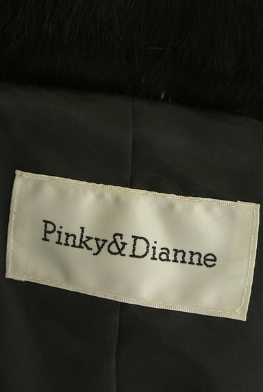 Pinky&Dianne(ピンキー&ダイアン)の古着「ショートファーコート(コート)」大画像6へ