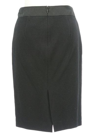 Pinky&Dianne(ピンキー&ダイアン)の古着「ウエストサテン切替ミディ丈スカート(スカート)」大画像2へ
