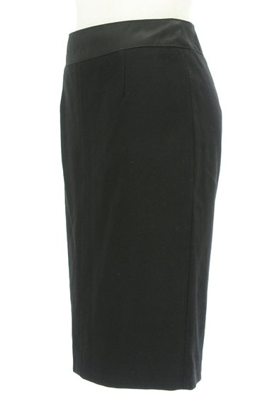 Pinky&Dianne(ピンキー&ダイアン)の古着「ウエストサテン切替ミディ丈スカート(スカート)」大画像3へ