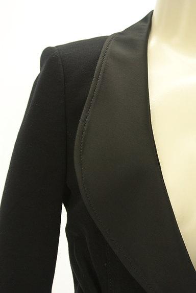 Pinky&Dianne(ピンキー&ダイアン)の古着「艶襟シェイプテーラードジャケット(ジャケット)」大画像5へ