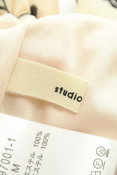 studio CLIP(スタディオクリップ)の古着「花柄切替フリルロングシフォンスカート(ロングスカート・マキシスカート)」大画像6へ
