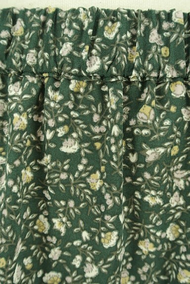 SM2(サマンサモスモス)の古着「ミモレ丈ボリュームティアードスカート(ロングスカート・マキシスカート)」大画像4へ