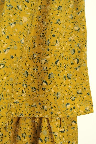 SM2(サマンサモスモス)の古着「揺れる小花柄ティアードスカート(ロングスカート・マキシスカート)」大画像5へ