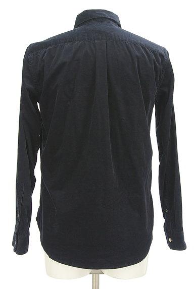 KATHARINE HAMNETT LONDON(キャサリンハムネットロンドン)の古着「コーデュロイカジュアルシャツ(カジュアルシャツ)」大画像2へ