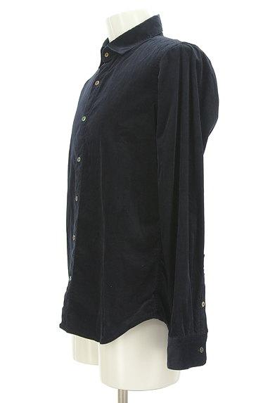 KATHARINE HAMNETT LONDON(キャサリンハムネットロンドン)の古着「コーデュロイカジュアルシャツ(カジュアルシャツ)」大画像3へ