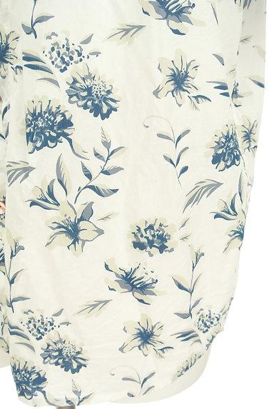 KATHARINE HAMNETT LONDON(キャサリンハムネットロンドン)の古着「アロハな花柄プリントシャツ(カジュアルシャツ)」大画像5へ