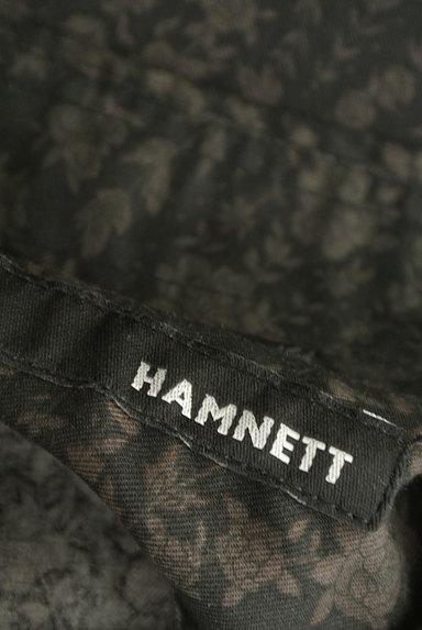 KATHARINE HAMNETT LONDON(キャサリンハムネットロンドン)の古着「ペイズリー花柄カジュアルシャツ(カジュアルシャツ)」大画像6へ