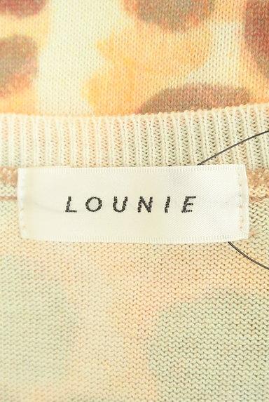 LOUNIE(ルーニィ)の古着「(カーディガン・ボレロ)」大画像6へ