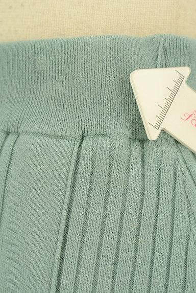 KUMIKYOKU(組曲)の古着「ベルト付きミモレ丈リブニットスカート(ロングスカート・マキシスカート)」大画像5へ
