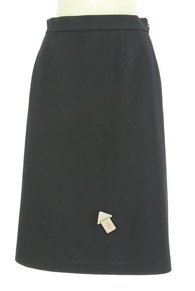 MICHEL KLEIN(ミッシェルクラン)の古着「大人レディタイトスカート(スカート)」大画像4へ