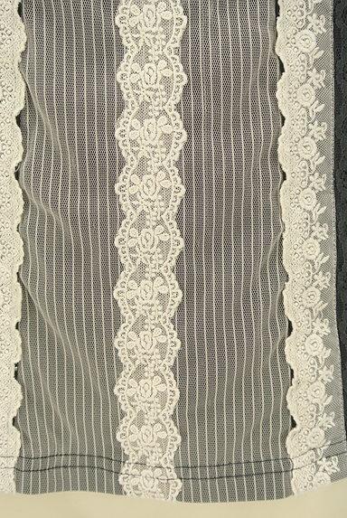 axes femme(アクシーズファム)の古着「シフォン袖レース切替カットソー(カットソー・プルオーバー)」大画像5へ