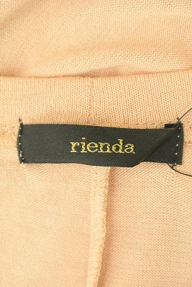 rienda(リエンダ)の古着「フロントオープンドルマンカーディガン(カーディガン・ボレロ)」大画像6へ