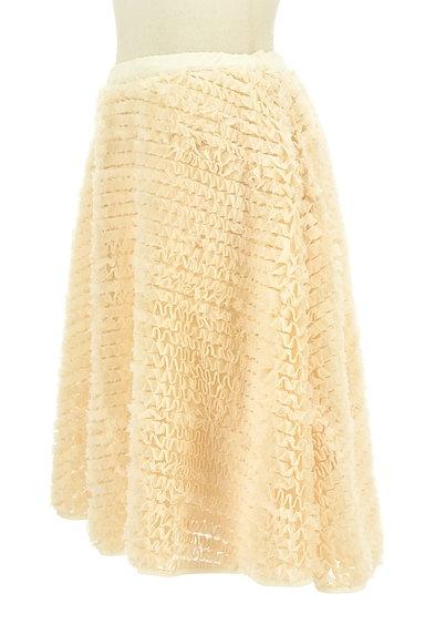 Lily Brown(リリーブラウン)の古着「シフォンフリルミディ丈スカート(スカート)」大画像3へ