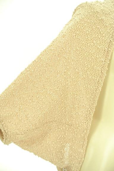 rienda(リエンダ)の古着「ゆったりルーズなドルマンカーデ(カーディガン・ボレロ)」大画像4へ