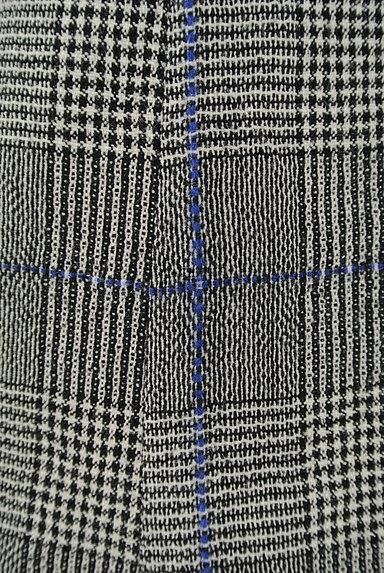 JOSEPH(ジョゼフ)の古着「ロングチェックフレアスカート(ロングスカート・マキシスカート)」大画像5へ