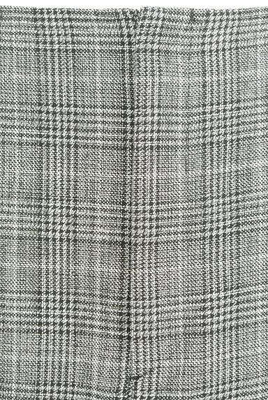 JOSEPH(ジョゼフ)の古着「チェック柄ミモレ丈タイトスカート(ロングスカート・マキシスカート)」大画像4へ