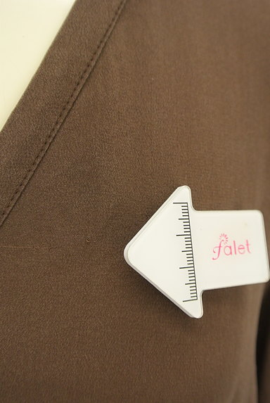 JOSEPH(ジョゼフ)の古着「とろみシルクの5分袖カットソー(カットソー・プルオーバー)」大画像5へ