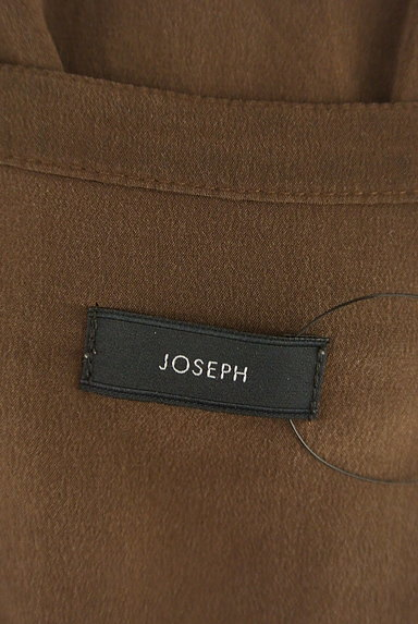 JOSEPH(ジョゼフ)の古着「とろみシルクの5分袖カットソー(カットソー・プルオーバー)」大画像6へ