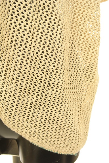 Jocomomola(ホコモモラ)の古着「カラフル刺繍のクロシェカーデ(カーディガン・ボレロ)」大画像5へ
