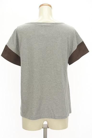 Jocomomola(ホコモモラ)の古着「ガーガープリントステッチTシャツ(Tシャツ)」大画像2へ