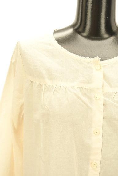 SM2(サマンサモスモス)の古着「ナチュラル刺繍レースブラウス(ブラウス)」大画像4へ