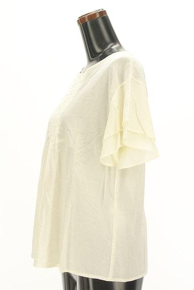 SM2(サマンサモスモス)の古着「ピンタックカットソー(カットソー・プルオーバー)」大画像3へ