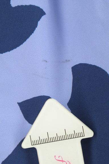 31 Sons de mode(トランテアン ソン ドゥ モード)の古着「シルエット花柄フレアスカート(スカート)」大画像5へ