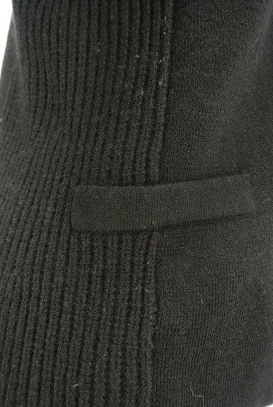 LAUTREAMONT(ロートレアモン)の古着「サイドリブニットカーディガン(カーディガン・ボレロ)」大画像5へ