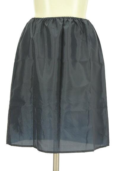 LAUTREAMONT(ロートレアモン)の古着「ウエストゴムフレンチスリーブワンピ(ワンピース・チュニック)」大画像5へ