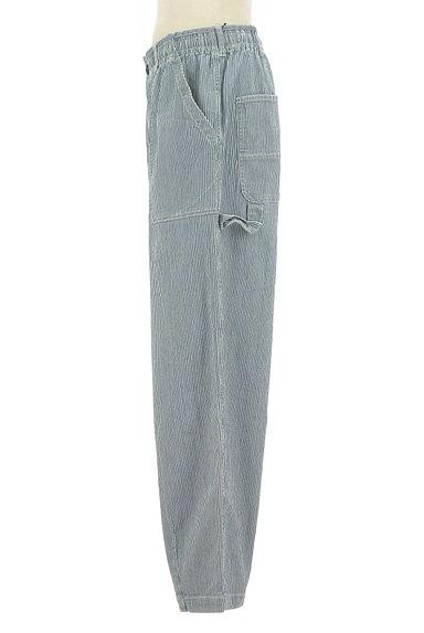 CUBE SUGAR(キューブシュガー)の古着「ヒッコリーデニムパンツ(デニムパンツ)」大画像3へ