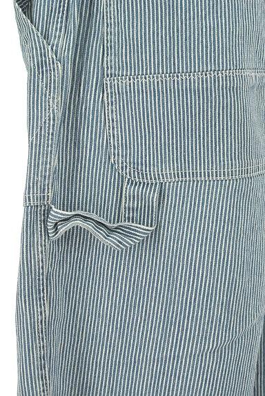 CUBE SUGAR(キューブシュガー)の古着「ヒッコリーデニムパンツ(デニムパンツ)」大画像5へ