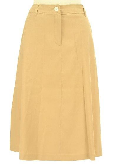 SCAPA(スキャパ)の古着「膝下丈花柄ジャガードスカート(スカート)」大画像1へ
