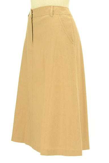 SCAPA(スキャパ)の古着「膝下丈花柄ジャガードスカート(スカート)」大画像3へ