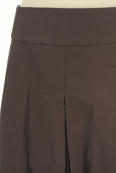 MARGARET HOWELL(マーガレットハウエル)の古着「膝下丈タックスカート(スカート)」大画像4へ