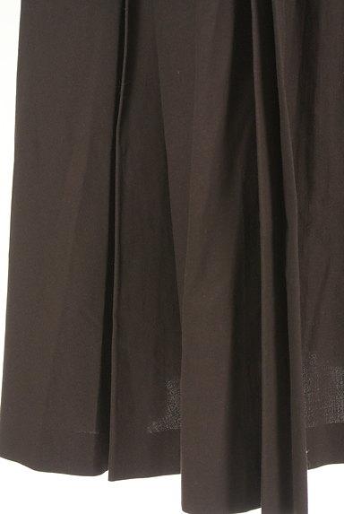 MARGARET HOWELL(マーガレットハウエル)の古着「膝下丈タックスカート(スカート)」大画像5へ