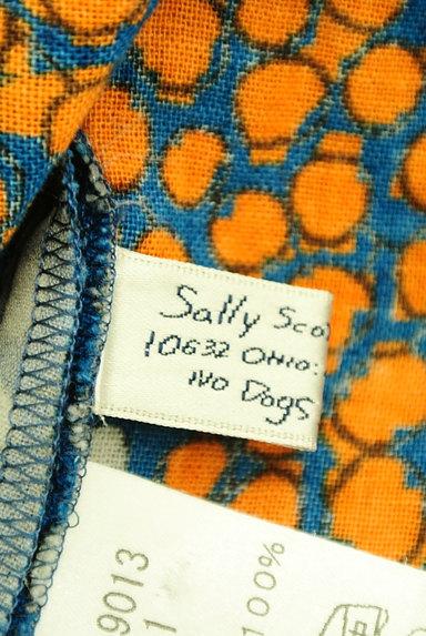 Sally Scott(サリースコット)の古着「手書き風レトロ柄カットソー(カットソー・プルオーバー)」大画像6へ